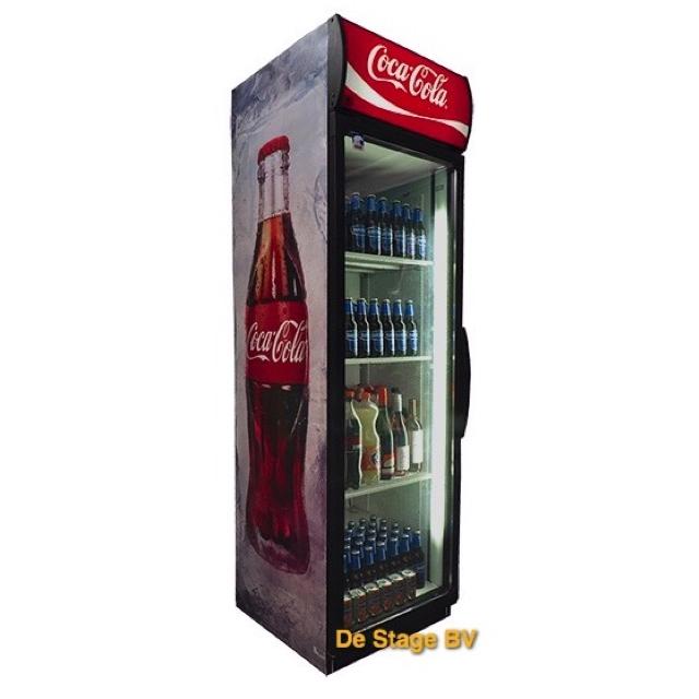 Uitgelezene Glasdeurkoelkast Coca-Cola (Huur) – De Stage BV HY-69